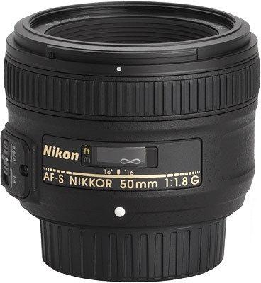 50mm F1.8 G Nikon AF-S