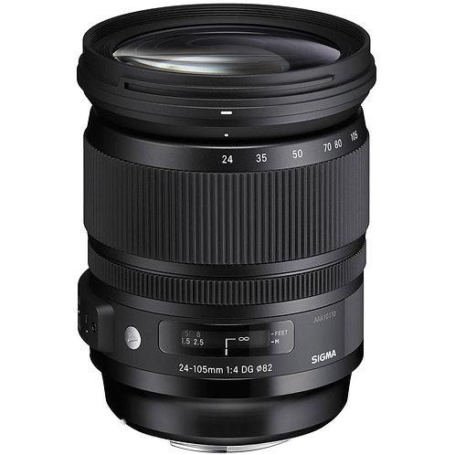 24-105mm  F 4 Art P/Nikon