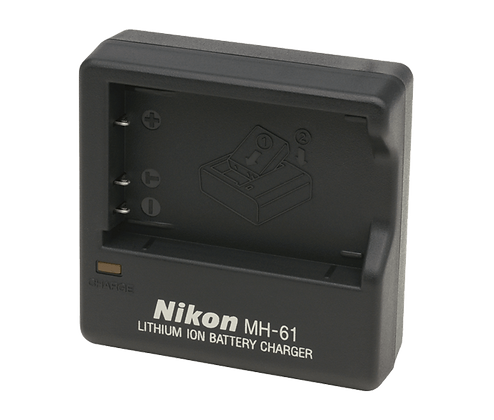 Cargador Nikon MH-61