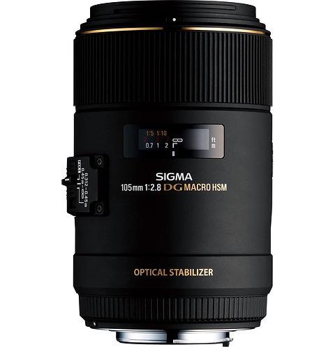 105mm F2.8 Dg Os Ex Hsm Macro P/Canon