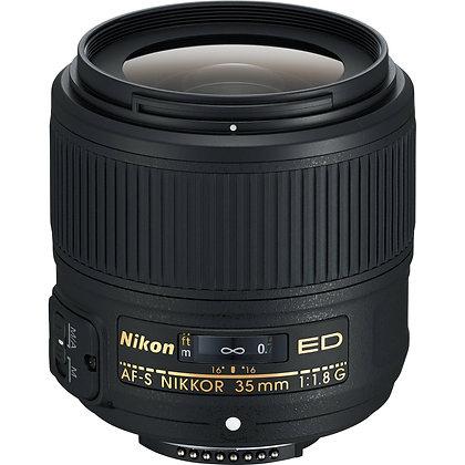 35mm F1.8 G ED Nikon AF-S