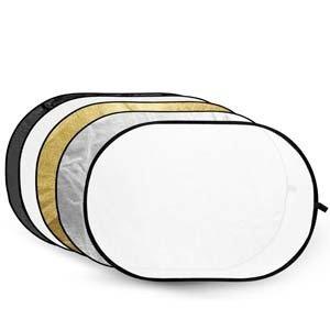 Reflector Godox 80x120cms  5 en1