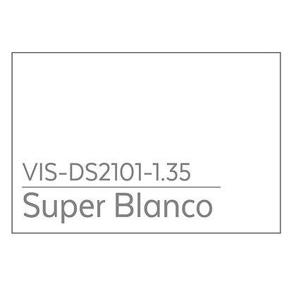 Fondo de Papel Visico Super blanco DS2101 1.35 x 10mts