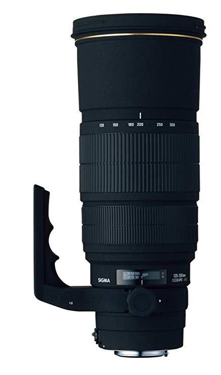 120-300mm F2.8 Ex Dg Os Hsm P/Nikon
