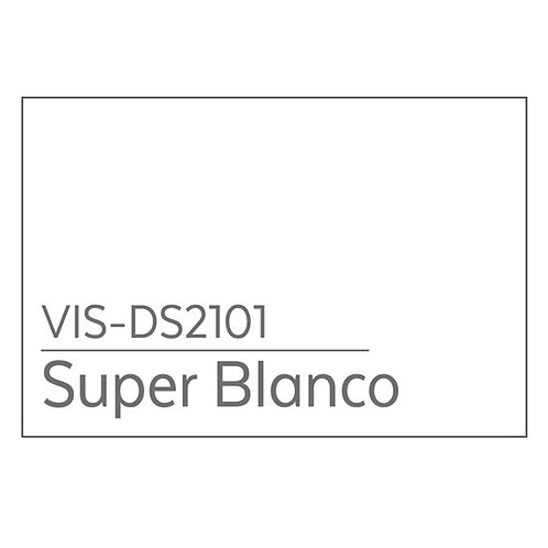 Fondo de Papel Visico Super blanco DS2101  2.72x10mts