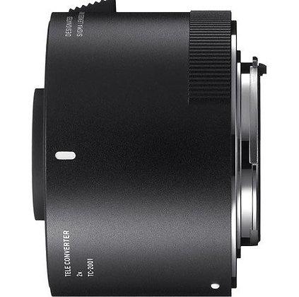 Teleconvertidor Tc-2001 P/Nikon