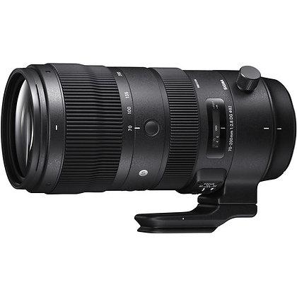 70-200mm F 2.8 Dg Os Hsm Sport P/Canon