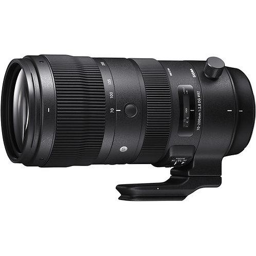 70-200mm F 2.8 Dg Os Hsm Sport P/Nikon