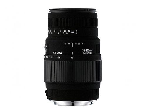 70-300mm F4-5.6 Dg Macro P/Sony