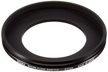 Arillo Adaptador Sigma 52mm  P/ Macro Flash
