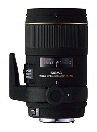 150mm F2.8 Dg Os Ex Hsm Macro P/Canon