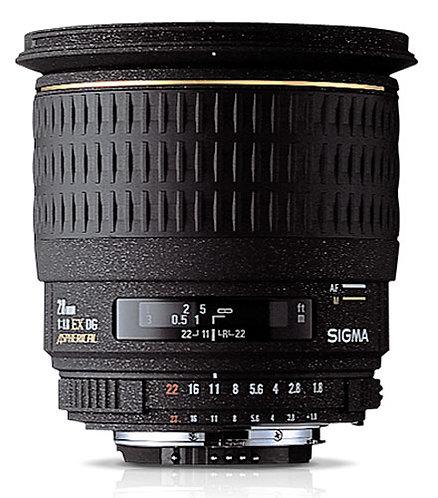 28mm F1.8 Dg Macro Asp P/Nikon