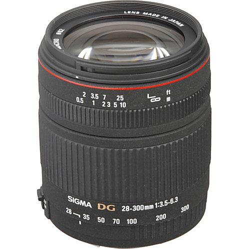 28-300mm F 3.5-6.3 Dg Macro P/Nikon