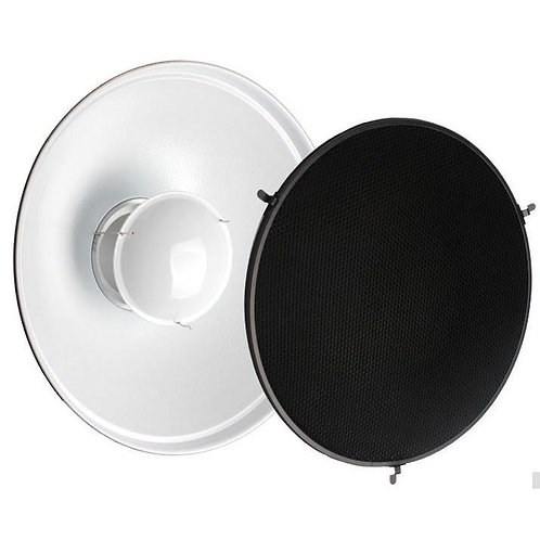 Beauty Dish Godox BDR-W550 Con Panal