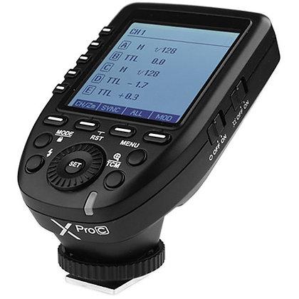 Radio Trigger Godox  TTL  Xpro C  P/ Canon