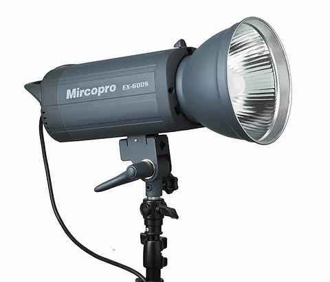 Equipo Mircopro Ex600Fs Con 2 Unidades 600WhattS