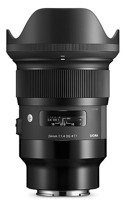 "24mm F 1.4 Art P/Sony ""E"""
