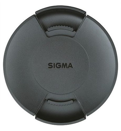 Tapa Sigma 62mm Frontal P/ Lente