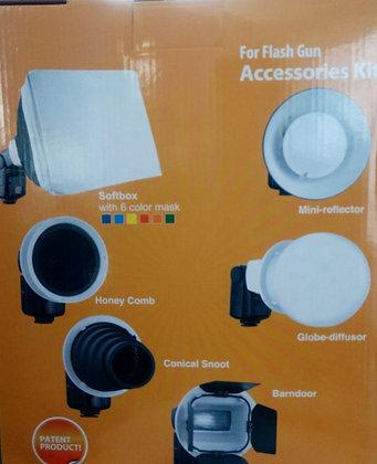 Kit Mircopro Para Flash 7 en 1 Fg-K7-1