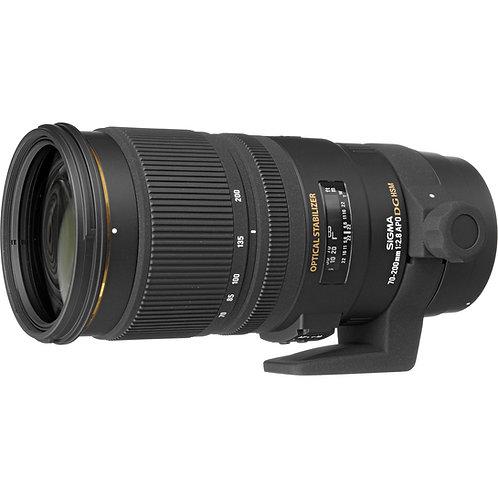 70-200mm F 2.8 Os Ex Hsm Apo P/Sony