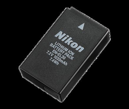 Batería Nikon EN-EL20