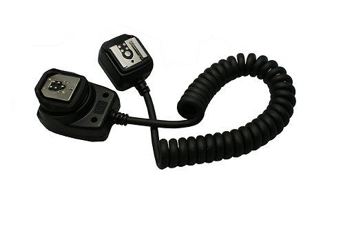Cable Sincronizador Micnova P/ Flash TTL MQ-E3 P/Canon