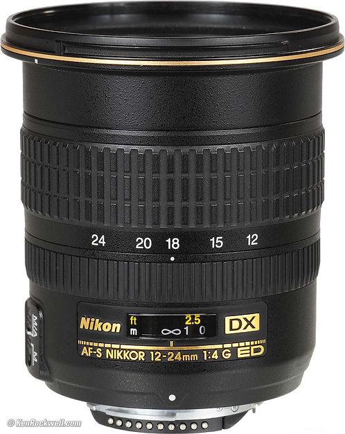 AF-S DX 12-24mm F4 G IF ED