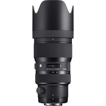 50-100mm F 1.8 Art Dc Hsm P/Canon