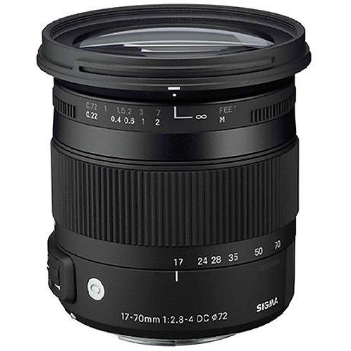 17-70mm F 2.8-4 Contemporary Dc Hsm Os P/Nikon