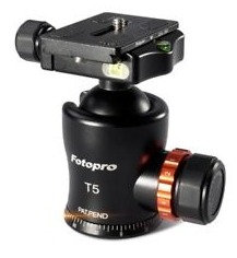 Rotula Milimetrica Fotopro T5
