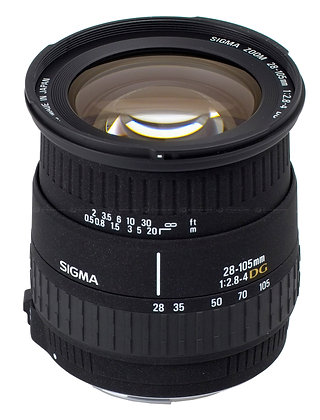 28-105mm F2.8-4 Dg P/ Nikon