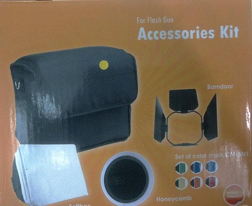 Kit Mircopro Para Flash 5 en 1 Fg-K5-1