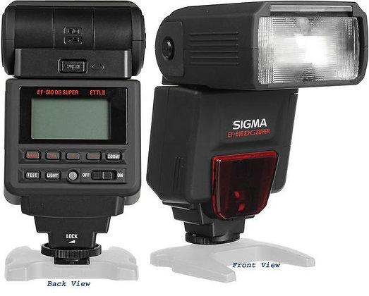 Flash EF-610 DG Super P/Canon