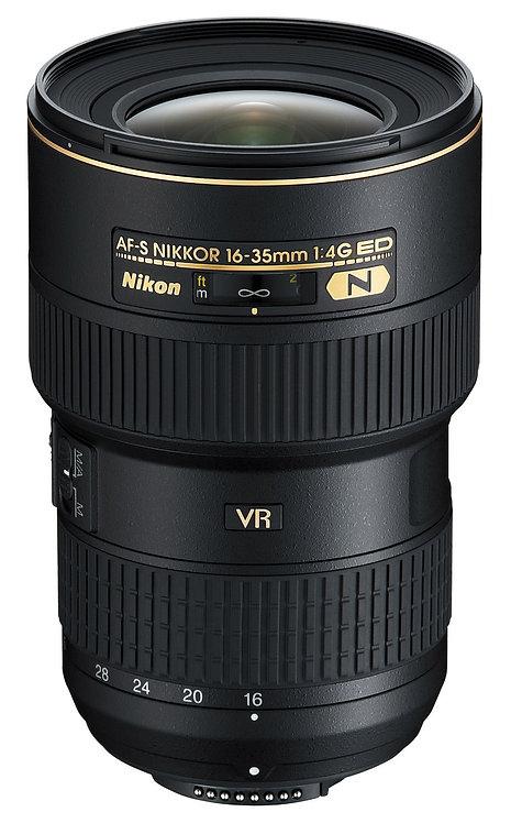 AF-S 16-35mm F4 G ED VR