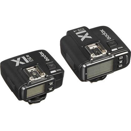 Radio Trigger Godox  TTL X1-C P/ Canon