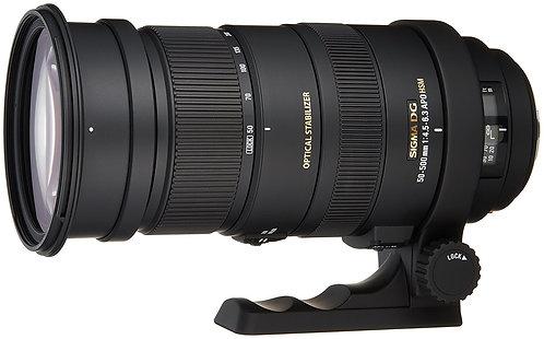 50-500mm F 4.5 6.3  Os Hsm Apo P/Sony