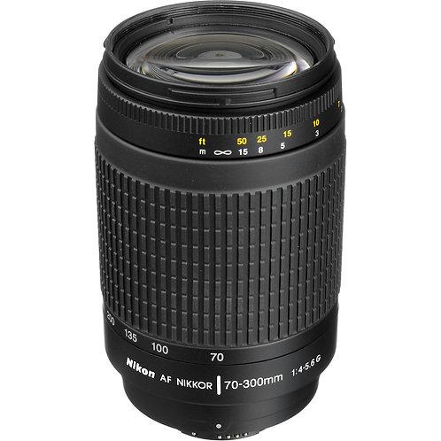 70-300mm F4-5.6 G Nikon AF