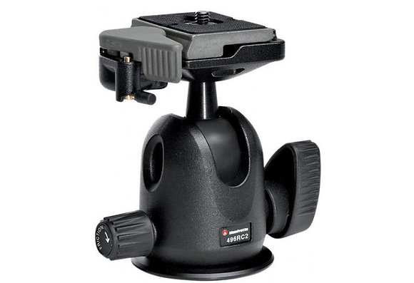 Cabeza Manfrotto 496RC2
