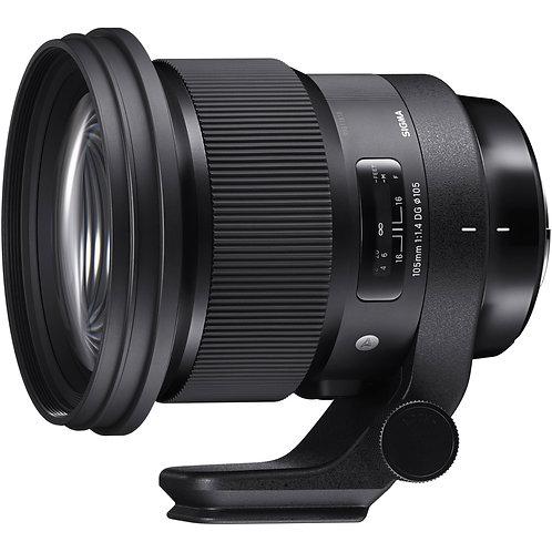 105mm F/1.4 Art Dg Hsm P/Canon