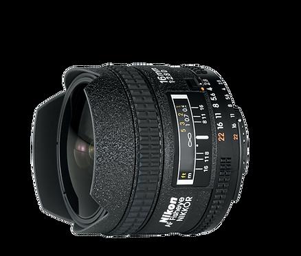 AF Fisheye 16mm F2.8 D
