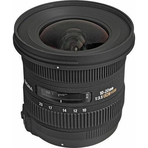 10-20mm F 3.5 Ex Dc Hsm P/Sigma