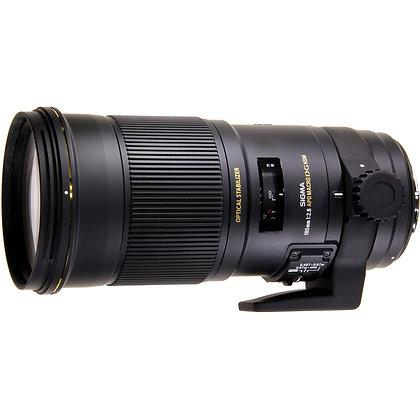 180mm F2.8 Dg Os Ex Hsm Macro P/Nikon