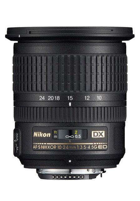 AF-S DX 10-24mm F3.5-4.5  G ED