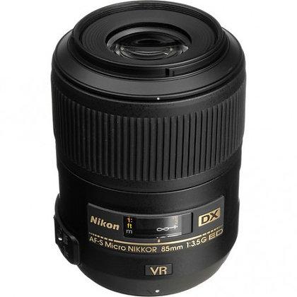 AF-S DX Micro 85mm F3.5 G VR
