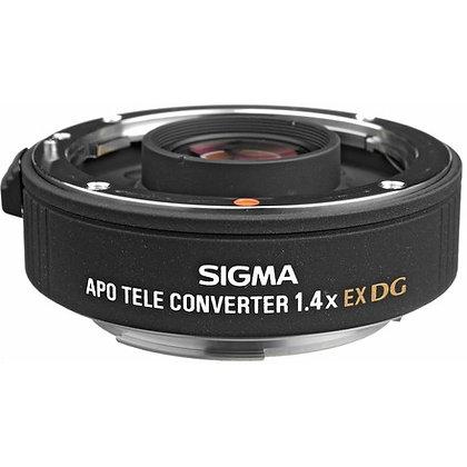 Teleconvertidor Apo 1.4x AF Ex Dg P/Sigma