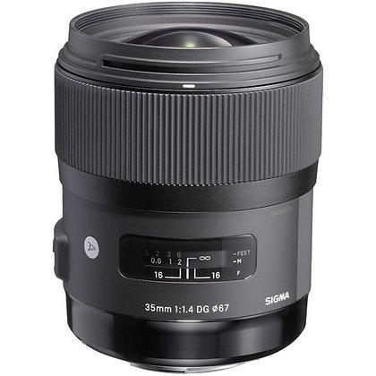 "35mm F 1.4 Art P/Sony ""E"""