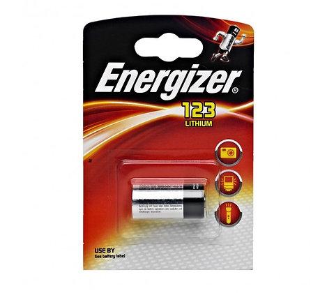 Bateria Energizer EL-123 3v