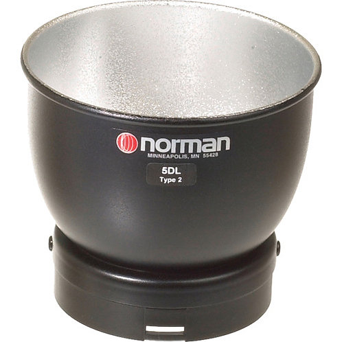 Campana Norman 5DL TYPE 2 P/Iluminator