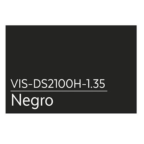 Fondo de Papel Visico Negro DS2100H 1.35 x 10mts