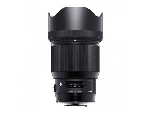 85mm F1.4 Dg Hsm Art P/Canon